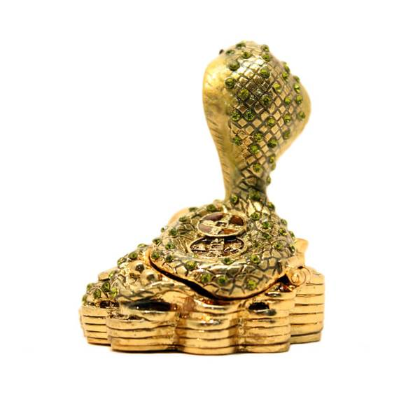Cobra Snake showpiece for home decoration and personal accessories