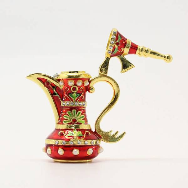Decorative Cofee Pot (Arabic Traditional Dallah) For Table Accessories